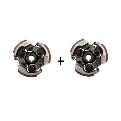 2 x pocketbike fliehkraftkupplung kupplung 49ccm dirtbike. Black Bedroom Furniture Sets. Home Design Ideas