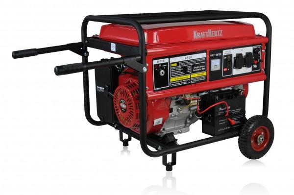 stromaggregat stromerzeuger gasoline generator 5 5 kw not stromgenerator 230v ebay. Black Bedroom Furniture Sets. Home Design Ideas