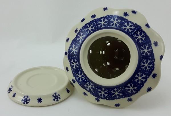 Bunzlauer keramik teelicht tannenbaum weihnachten deko - Lichternetz fa r tannenbaum ...