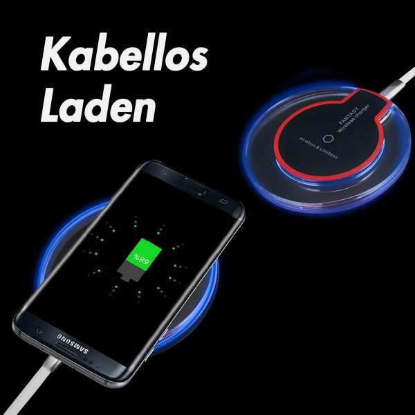 induktive ladestation kabellos dockingstation wireless. Black Bedroom Furniture Sets. Home Design Ideas