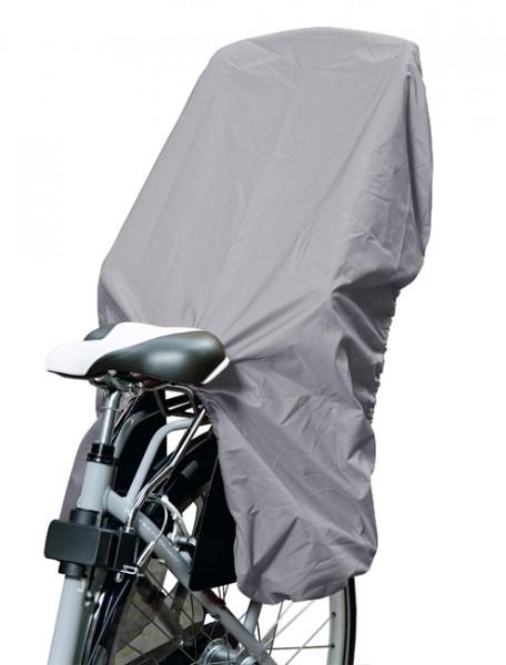 trockolino regenschutz f r fahrrad kindersitz grau das. Black Bedroom Furniture Sets. Home Design Ideas