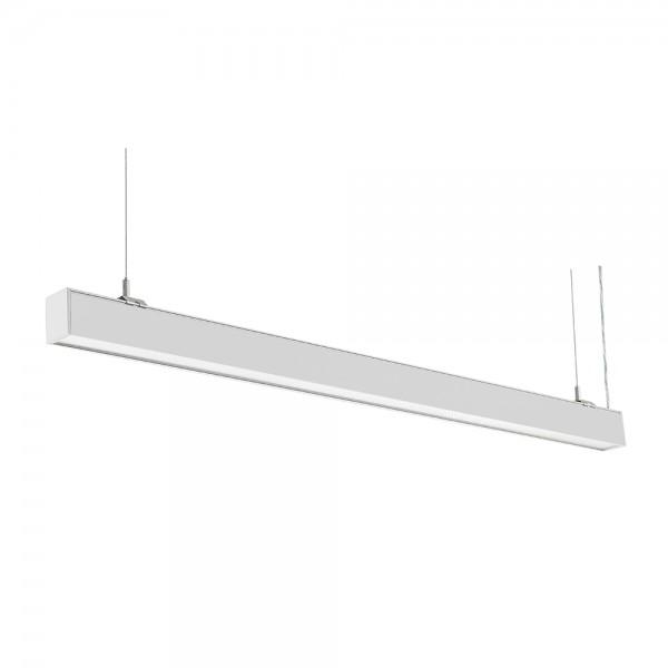 Design LED Büro Wohnraum Hängeleuchte balkenform 3400lm 40W Samsung Chip
