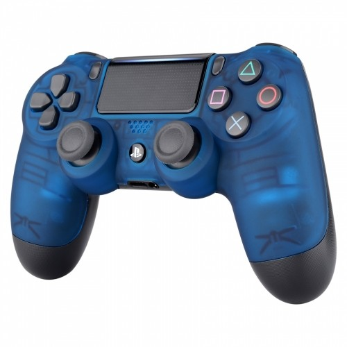 ps4 controller case cover frontale softtouch opaco. Black Bedroom Furniture Sets. Home Design Ideas