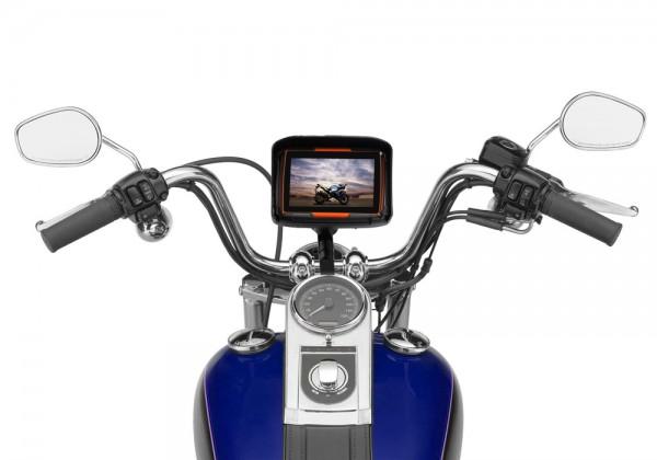 elebest w4 rider 4 3 zoll pkw motorrad pkw. Black Bedroom Furniture Sets. Home Design Ideas