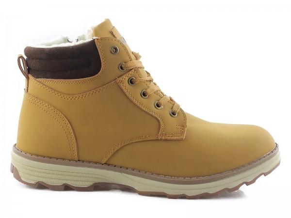 Magnus Herren Winter Boots Schuhe Winterschuhe Stiefel Outdoor warm gefüttert   eBay