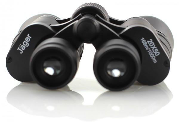 Fernglas 20x50 Feldstecher Fernrohr Jagd Angeln Binocular Sicht 168m auf 1000m