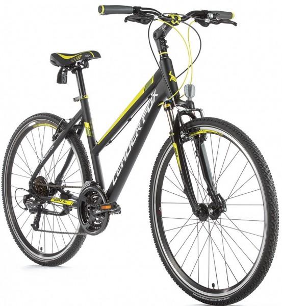 28 zoll damen fahrrad crossbike trekking mtb 21 gang. Black Bedroom Furniture Sets. Home Design Ideas
