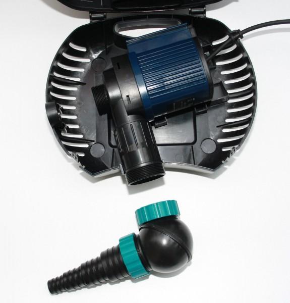 Aqua Forte ECO Teichpumpe Teichpumpen 6500 l//h GERINGER STROMVERBRAUCH!