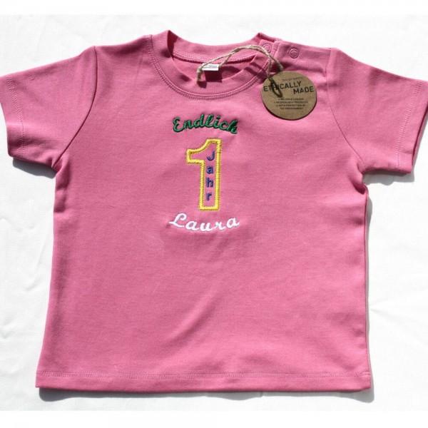 Ihrem Wunschnamen Pinguin Kinder T-Shirt mit tollen Motiven inkl