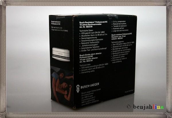 busch jaeger 6800 0 2717 rauchalarm professionalline. Black Bedroom Furniture Sets. Home Design Ideas