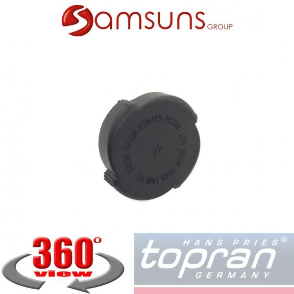 Kühlmittelbehälter TOPRAN 500 343 Verschlußdeckel
