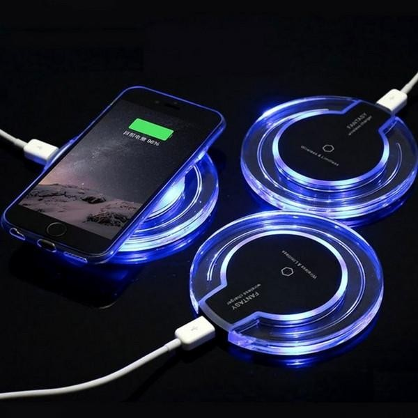 qi wireless ladeger t charger charging f r apple iphone. Black Bedroom Furniture Sets. Home Design Ideas
