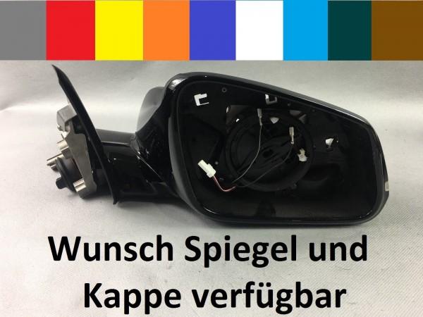 Orig set BMW 1er F20 Außenspiegel Seitenspiegel Anklappbar Motor Links rechts