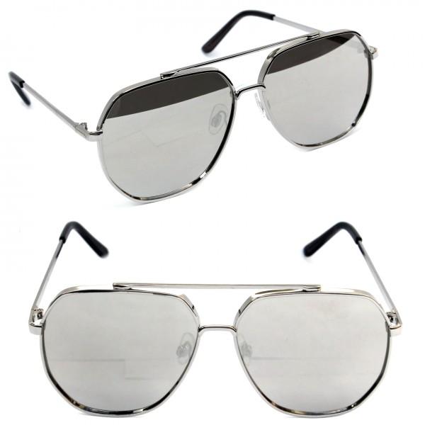 pilotenbrille sonnenbrille verspiegelt gr n blau silber. Black Bedroom Furniture Sets. Home Design Ideas