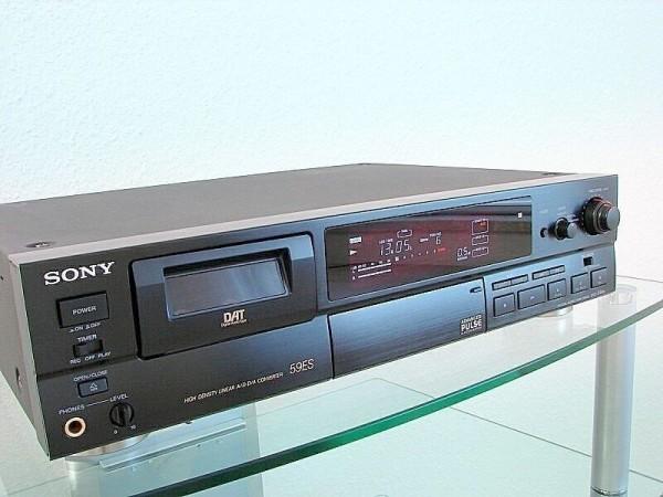sony dat recorder dtc 59es mit 1 jahr garantie und service ebay. Black Bedroom Furniture Sets. Home Design Ideas