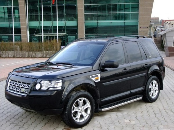 land rover freelander 2 baujahr 2007 aluminium. Black Bedroom Furniture Sets. Home Design Ideas
