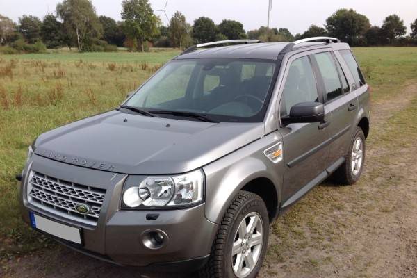 land rover freelander 2 ab baujahr 2007 dachrelinge in. Black Bedroom Furniture Sets. Home Design Ideas