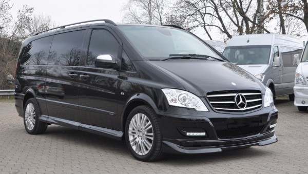 mercedes vito viano lang ab 2003 set alu dachreling. Black Bedroom Furniture Sets. Home Design Ideas