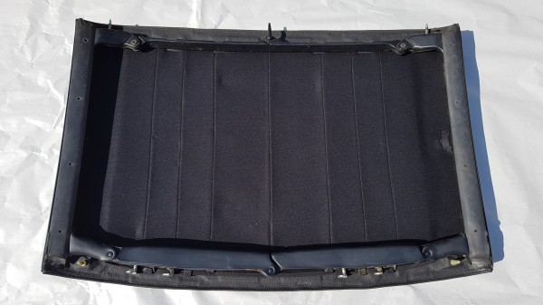 Made in Germany Porsche 911//964 Targa Targa Roof Headliner Canopy Black
