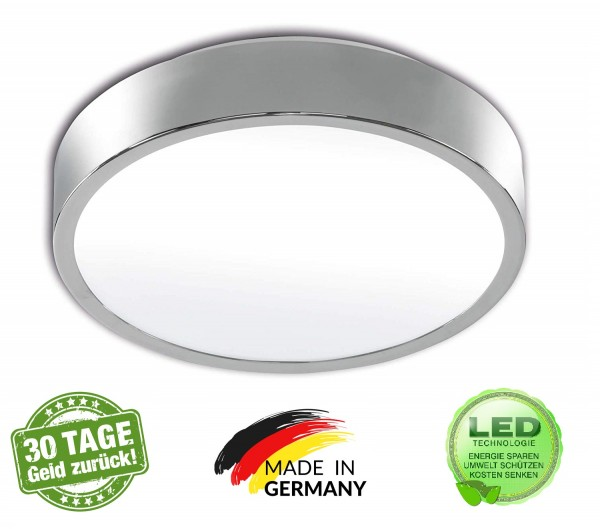 Deckenlampe Led Wohnzimmer Hell: Honsel 20201 SMD LED Helle Deckenlampe Deckenleuchte Lampe