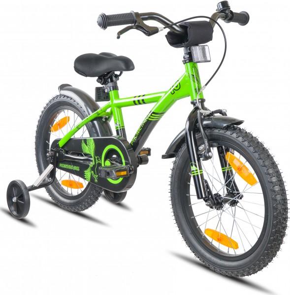 prometheus kinderfahrrad 16 zoll jungen m dchen fahrrad. Black Bedroom Furniture Sets. Home Design Ideas