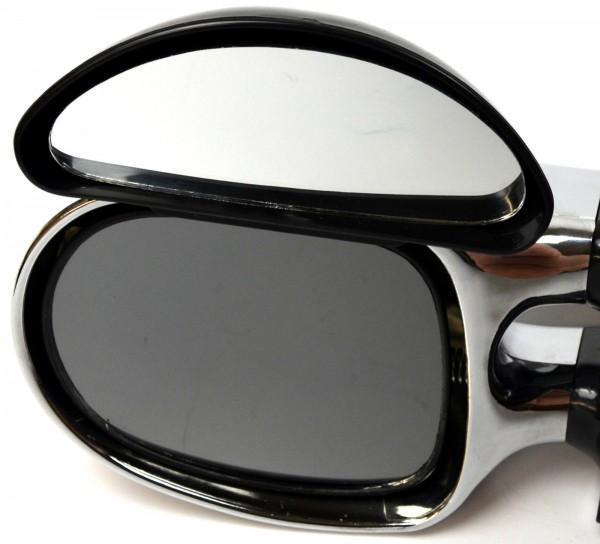 2 aussenspiegel zusatzspiegel fahrschulspiegel toter. Black Bedroom Furniture Sets. Home Design Ideas