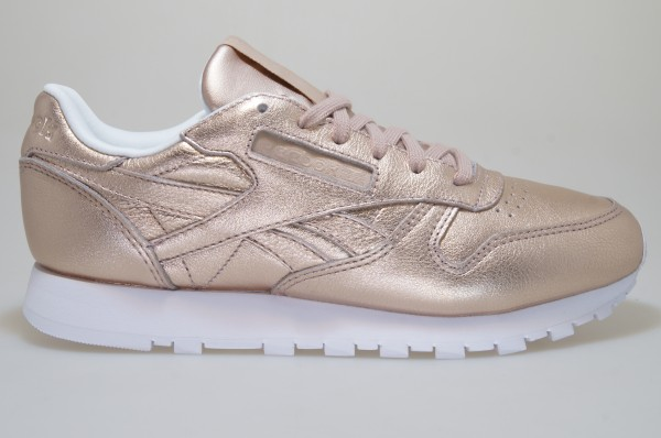 reebok classic leather melted metal women bronze bs7897 gigi hadid schuhe ebay. Black Bedroom Furniture Sets. Home Design Ideas