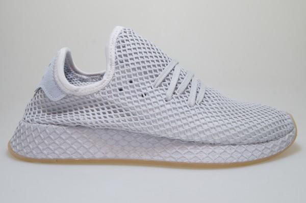 Adidas Originals Uomo Deerupt Runner Scarpe Sportive Grigio