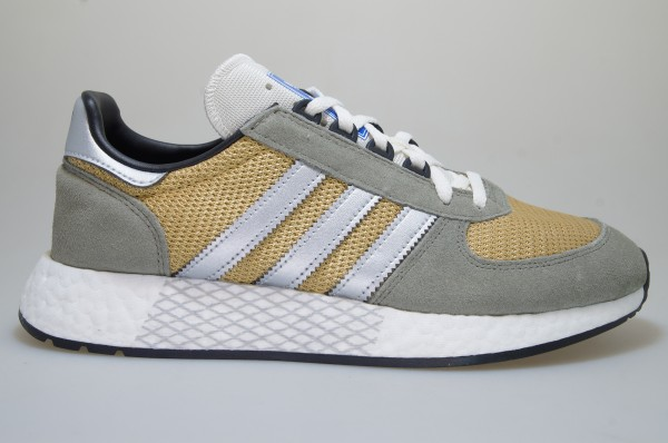 adidas Marathon Tech (grauGold): : Schuhe
