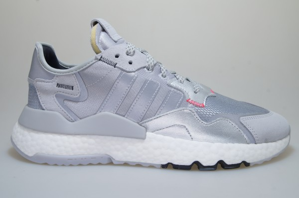 Details about Adidas Nite Jogger SilverGrey EE5851 Sneakers Originals Men's Shoes
