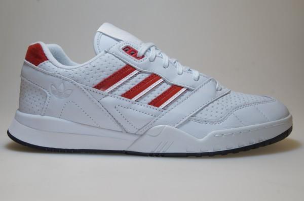 Dettagli su Adidas Ar Scarpe da Ginnastica EE5399 Celeste Originals Uomo