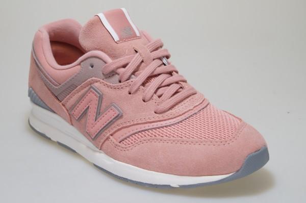 Détails sur New Balance Wl 697 cm Rose Chaussures Baskets Femmes 618491 50 13