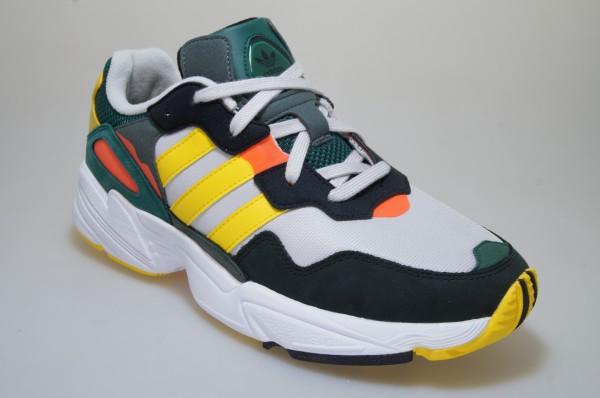Adidas Yung 96 DB2605 graugrüngelb Sneaker Originals