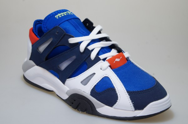 ADIDAS DIMENSION LO BD7649 weißblau Sneaker Originals