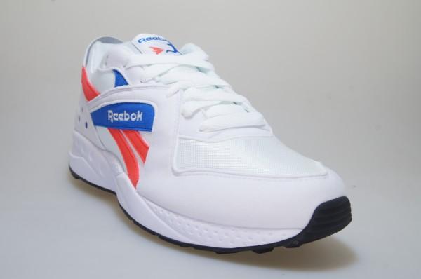 Reebok Pyro weiß//blau DV4848 Männer Schuhe Sneaker