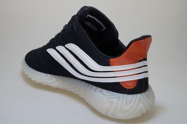 Details zu Adidas Sobakov BD7549 schwarz Sneaker Schuhe Originals Männer