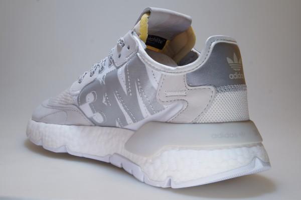 Details about Adidas Nite Jogger 3M WhiteGrey EE5855 Sneaker Originals Men Shoes show original title