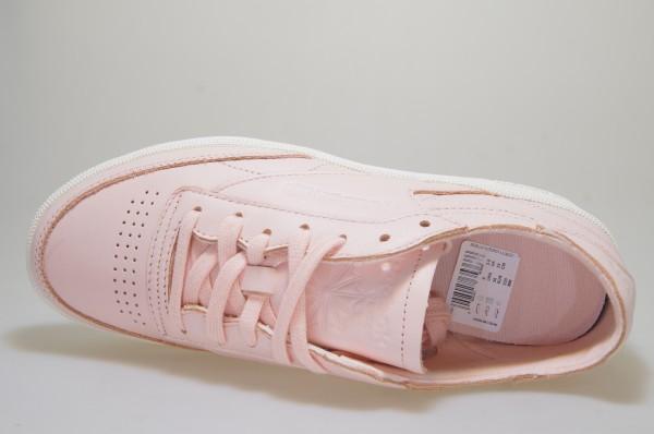 Reebok Club C 85 Melted METAL Women Gold bs7901 Gigi Hadid Chaussures Femmes Sneaker
