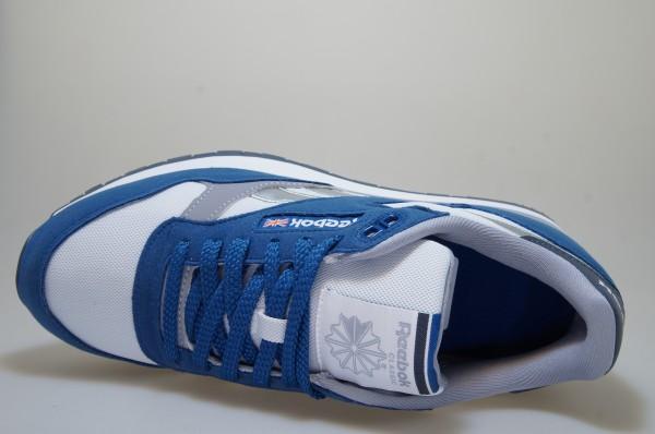 Détails sur Reebok Classic Cuir Rsp CN3781 Bleu Baskets Chaussures Homme