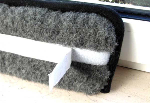 zugluftstopper schurwolle zugluft t rdichtung t r fenster. Black Bedroom Furniture Sets. Home Design Ideas