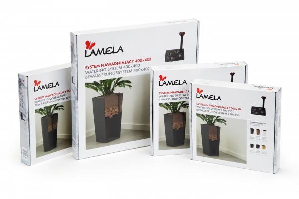 Wassersytem Bewässerungssystem für Lamella Pflanzkübel ...